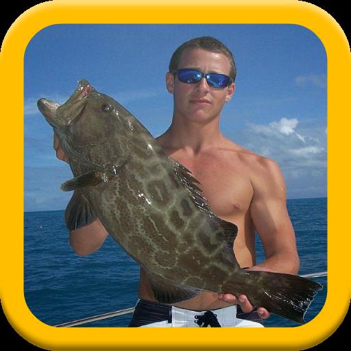 Catch Grouper Fish