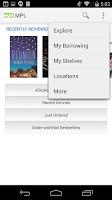 Screenshot of MPL Mobile