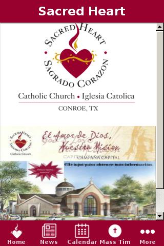 Sacred Heart Conroe Texas