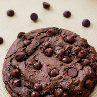 XXL Death by Chocolate Cookie Recipe