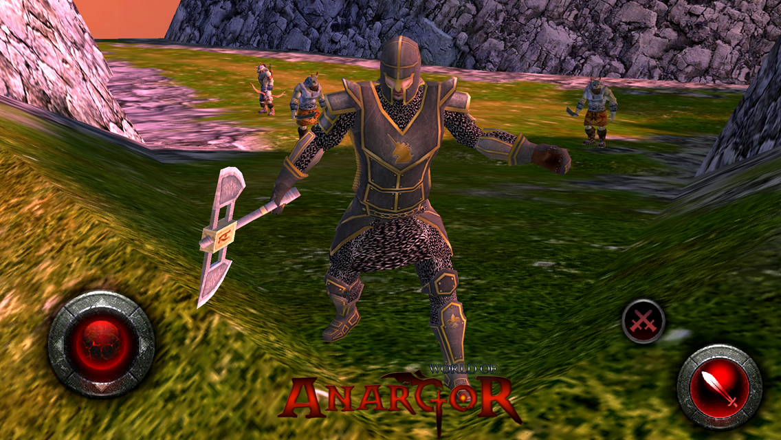 World of Anargor - Free 3D RPG- screenshot