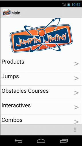 Jumpin Jiminy Inflatables