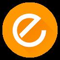 EvolveSMS orange theme