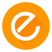EvolveSMS orange theme