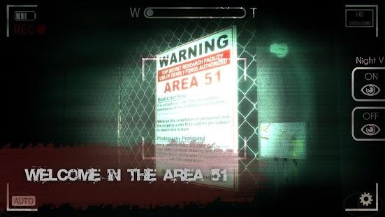 Slender Man: Area 51 - screenshot thumbnail