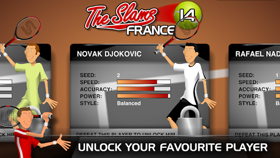 Stick Tennis Screenshot 30