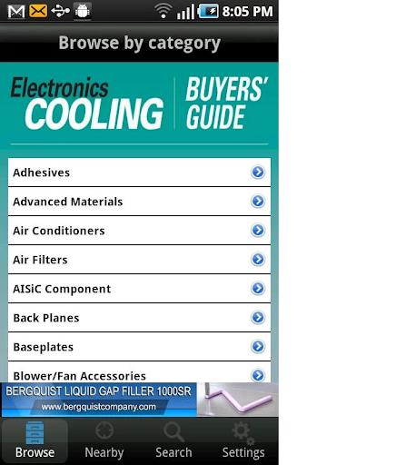 EC Buyers' Guide