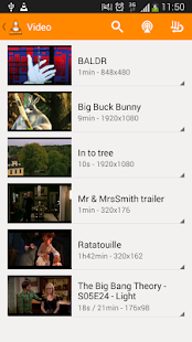 VLC for Android beta- screenshot thumbnail