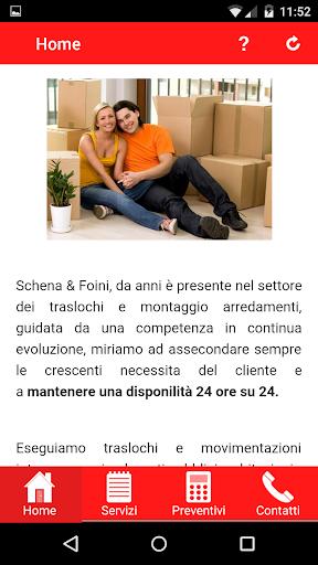 Traslochi Schena Foini