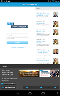 SVB Mobile Banking - screenshot thumbnail