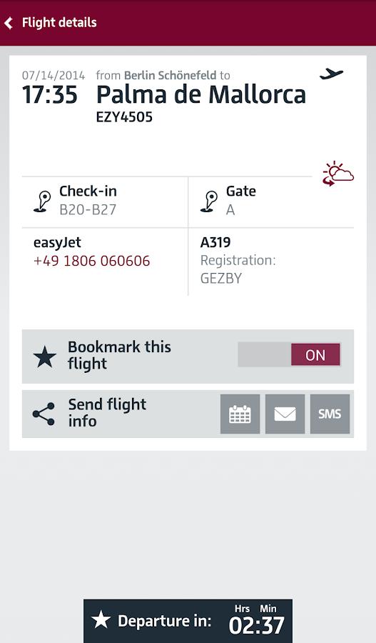 Berlin Airport (SXF/TXL) - screenshot