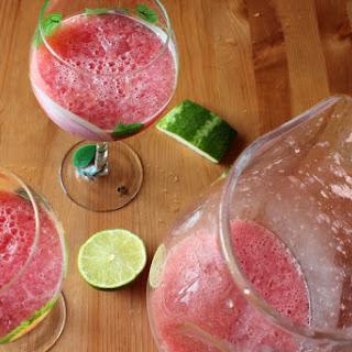 Watermelon on Ice.