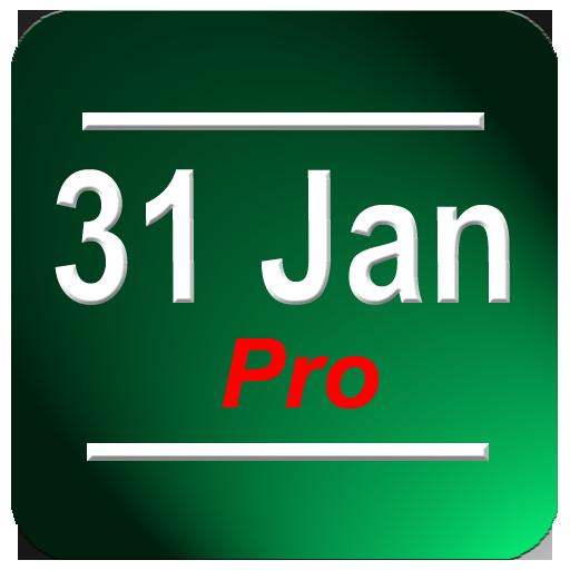 日付ステータスバー2プロ 生產應用 App LOGO-硬是要APP