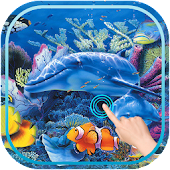 Magic Wave Fish Aquarium