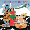 Ganesh wins the race