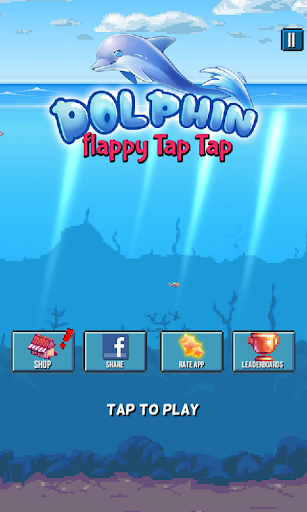 Dolphin Game Flippy Tap Fish