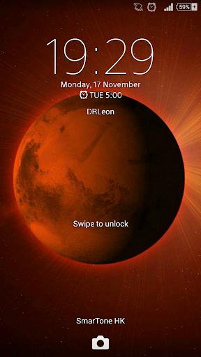 高清火星壁紙