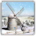 Beautiful Windmill LWP icon