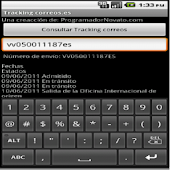 App Tracking Correos apk for kindle fire