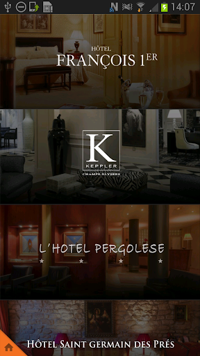 The Paris Hotel Collection