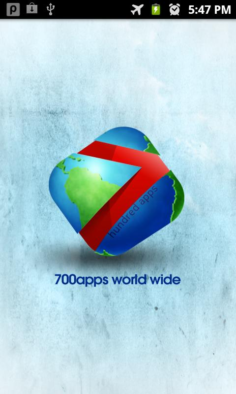 700apps worldwide- screenshot