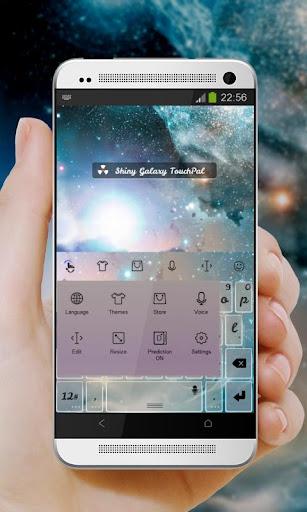 玩個人化App|閃亮銀河鍵盤免費|APP試玩