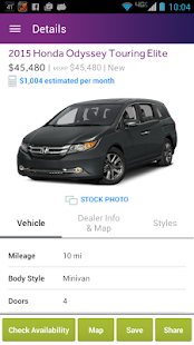 Cars.com – New & Used Cars - screenshot thumbnail