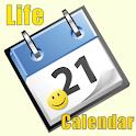 Life Calendar Emoticons Editio logo