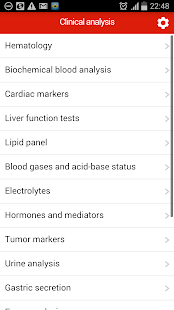 Cito! Lab Values FREE - screenshot thumbnail