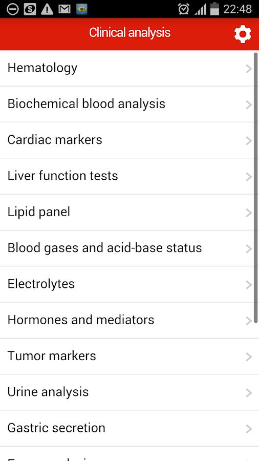 Cito! Lab Values FREE - screenshot