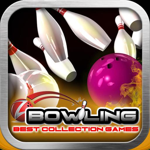 ボウリングゲーム 體育競技 LOGO-玩APPs