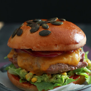 Homemade Burgers.