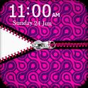 Pink Zipper Pouch Go Locker icon
