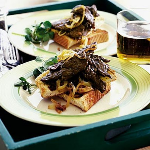 mushrooms quick skillet steak with onions and mushrooms quick skillet ...