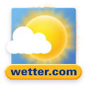 wetter.com Weather HD logo