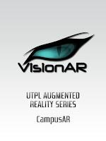 Screenshot of UTPL AR Series: CampusAR