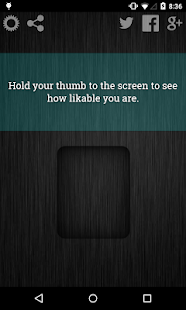 Likability Scanner Prank- screenshot thumbnail