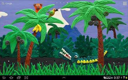 Jungle Live wallpaper HD Screenshot 6