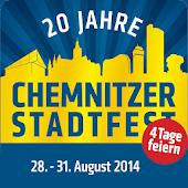 Stadtfest Chemnitz 2014