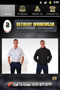 Betheny Workwear- screenshot thumbnail