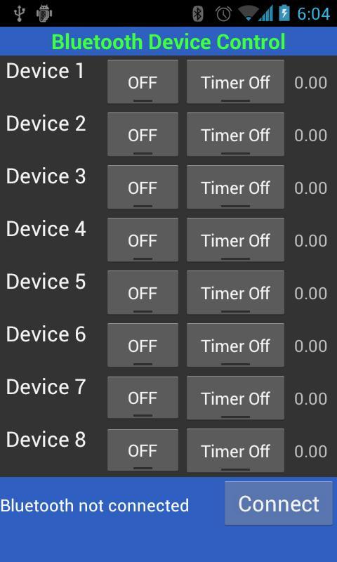 Arduino Bluetooth Control APK OBB Download - Install 1Click
