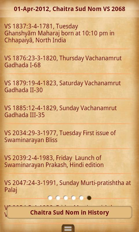 Daily Satsang- screenshot