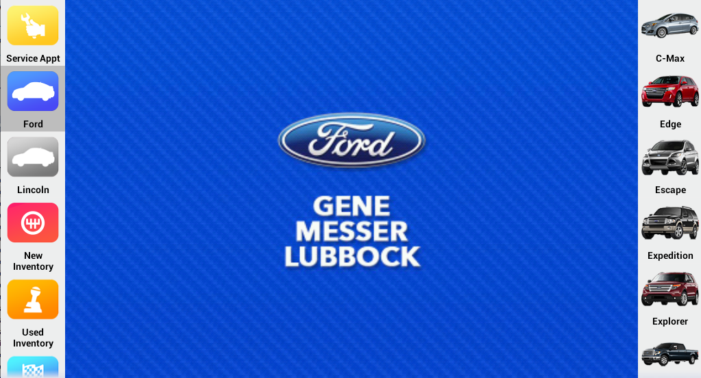 Gene Messer Ford >> Gene Messer Ford Lubbock - Android Apps on Google Play