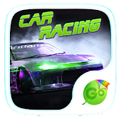 Car Racing GO Keyboard Theme