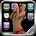 Bikini Girl Washes the Screen icon