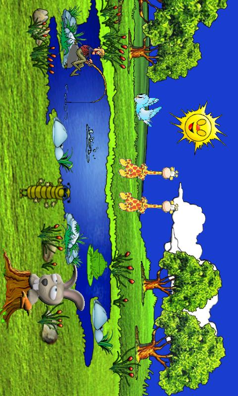 Play Kids Spring Touch FREE - screenshot