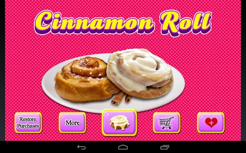 Cinnamon Roll - MAKE