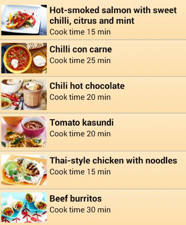 Very HOT Chili Recipe