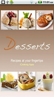 iCooking Desserts - screenshot thumbnail