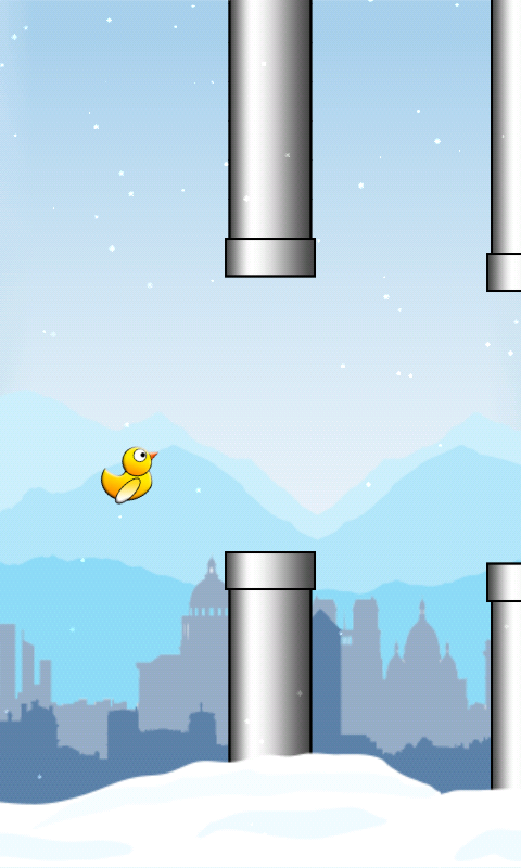 Duck Run- screenshot